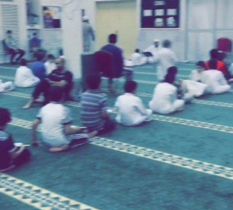 مسابقة القرآن و السنة الرمضانية
