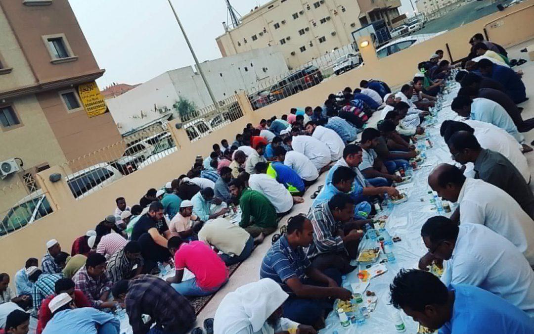 إفطار صائم في رمضان